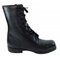 Juft Leather Winter Combat Boots