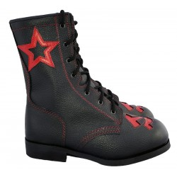 Soviet Party Combat Boots Stylish Cosplay