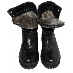 Russian WINTER Natural Fur Spetsnaz Combat Boots